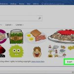 Menambahkan Clip Art Bentuk Love di Microsoft Word