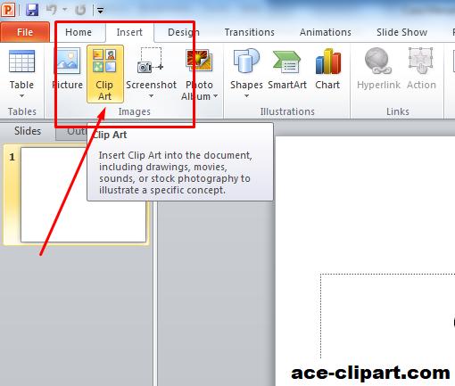 Berikut Ini Cara Menambahkan Clip Art Pada Ms Word 2007