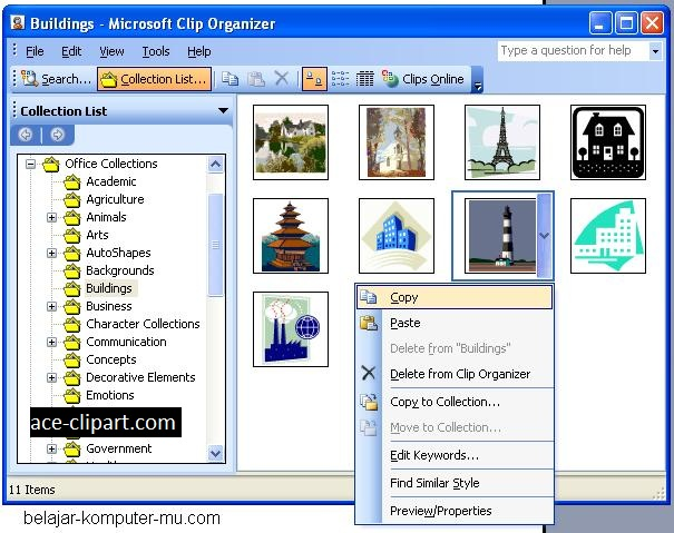 Berikut Tips dan Cara Menambahkan Clip Art Pada Microsoft Word
