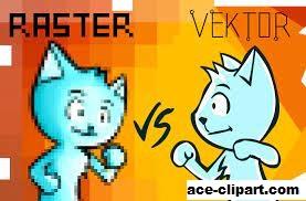 Mengenal Perbedaan Dari Grafik Vektor vs Raster